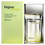 Туалетная вода Christian Dior  HIGHER ENERGY Men