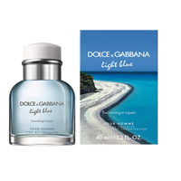 Туалетная вода  Dolce&Gabbana LIGHT BLUE SHWIMMING IN LIPARI pour Homme