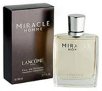 Туалетная вода Lancome MIRACLE Homme