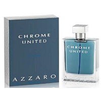 Туалетная вода Loris Azzaro CHROME UNITED Men