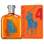 Туалетная вода Ralph Lauren THE BIG PONY COLLECTION ORANGE 4 Men