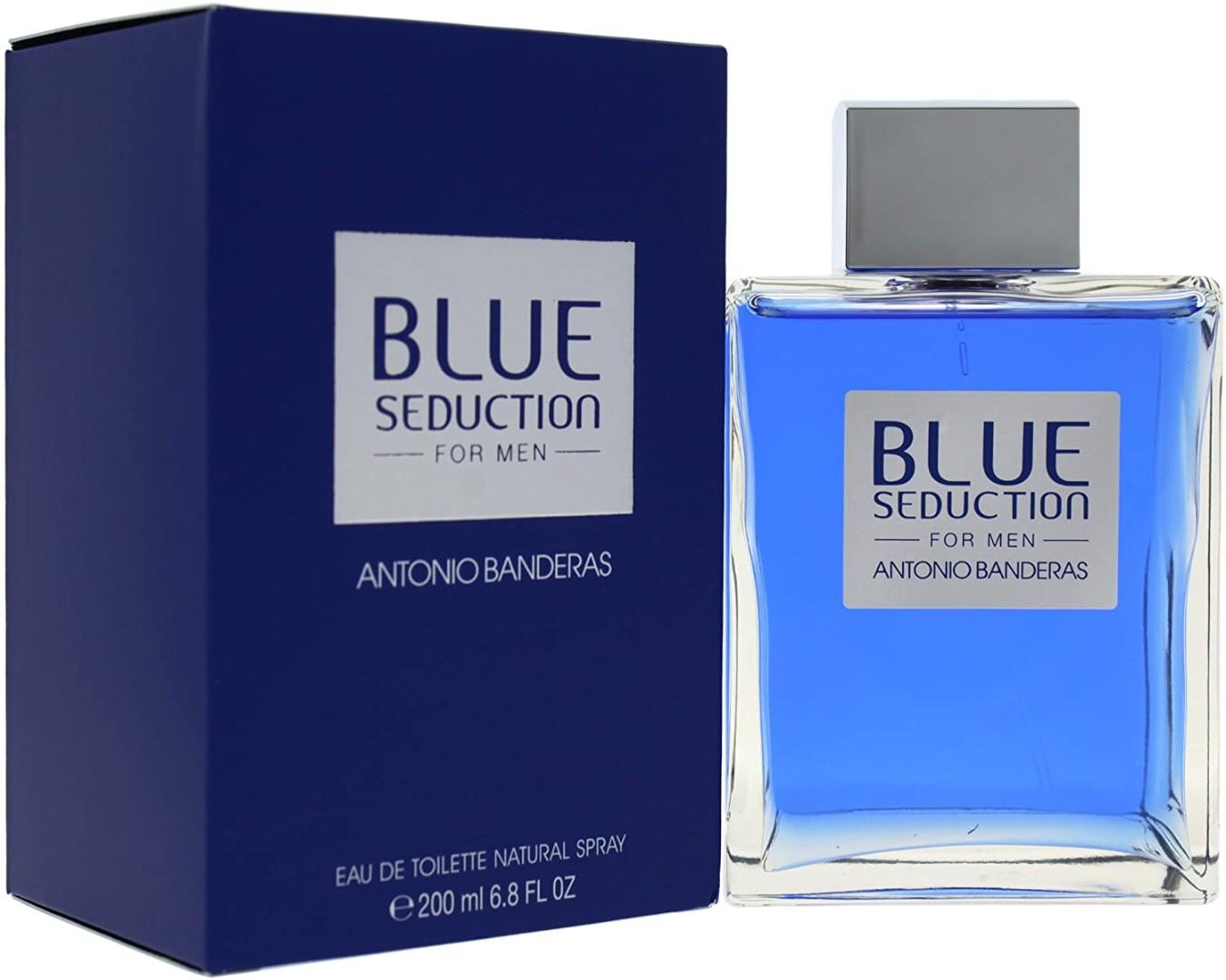 купить духи Blue Seduction