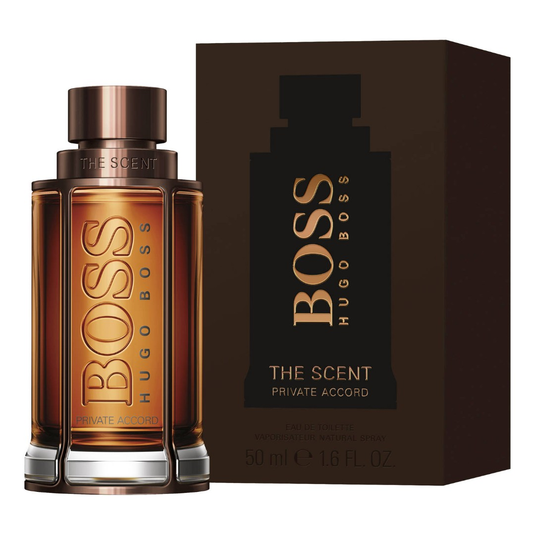 Boss Hugo THE SCENT PRIVATE ACCORD Men