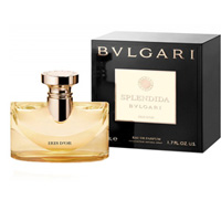 Туалетные духи Bvlgari SPLENDIDA IRIS D'OR
