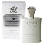 Туалетная вода Creed SILVER MOUNTAIN WATER Unisex
