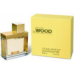 Туалетная вода Dsquared2 she WOOD GOLDEN LIGHT