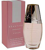Туалетная вода  Estee Lauder BEAUTIFUL SHEER
