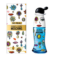 Туалетная вода Moschino CHEAP AND CHIC SO REAL