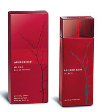 Туалетная вода Armand Basi IN RED EAU DE PARFUM